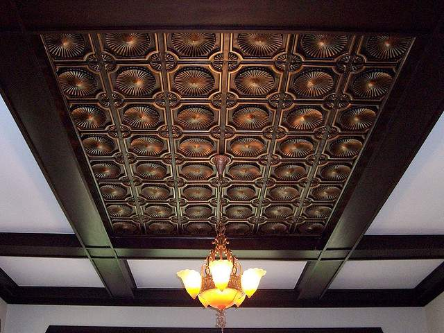 tin ceiling - Cincinnati Interior Has A Vast Array Of Services That We Are Able